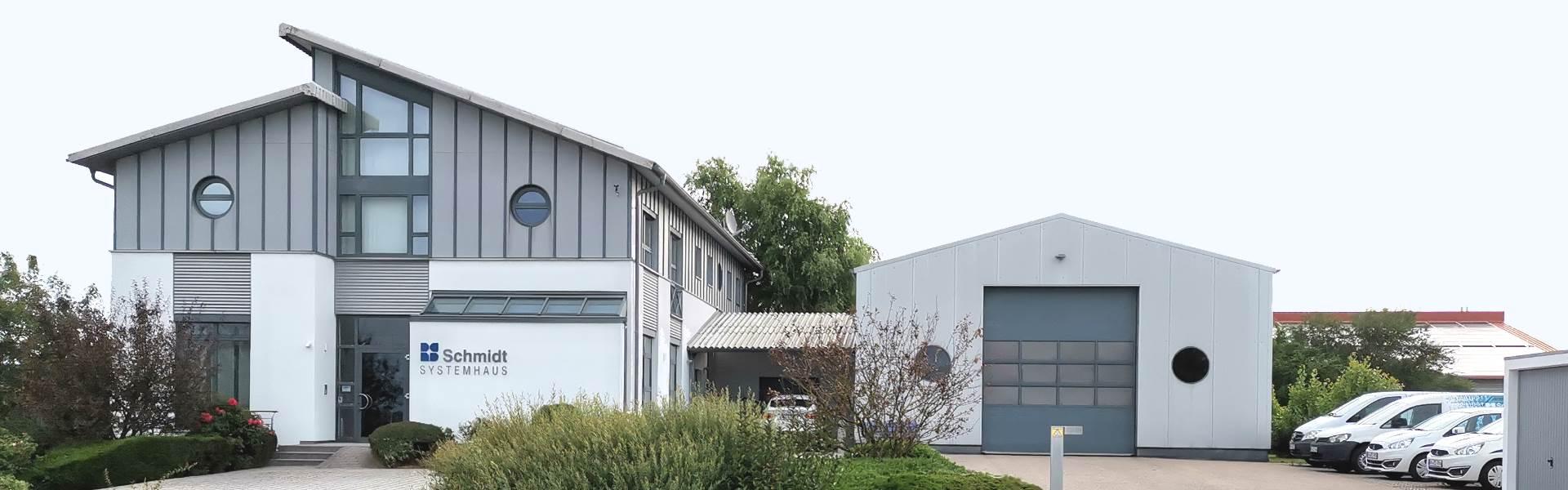 Schmidt GmbH - Systemhaus für EDV und Organisation